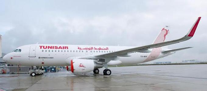 86f7e30ca293 Tunisie - Transport aérien  Un nouveau Airbus A320 pour TunisAir ...