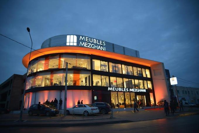 Meubles mezghani inaugure son nouveau showroom à la charguia i