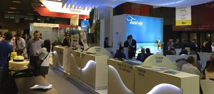 Tourisme la tunisie s 39 expose au salon top resa paris for Salon top resa