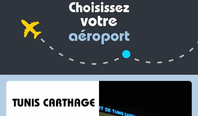 A roports de tunisie une application mobile pour s - Office de l aviation civile et des aeroports tunisie ...
