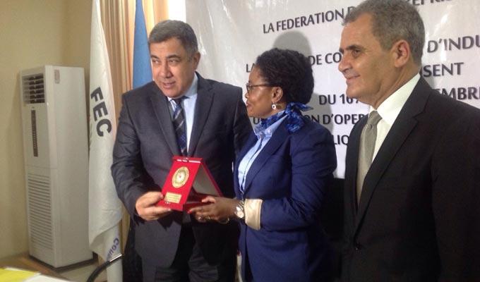 La cci de sfax met le cap sur l 39 afrique centrale et cible for Chambre de commerce de sfax