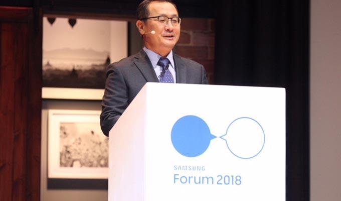 Samsung confie les clés de l'interconnexion de ses objets et de ses services - Internet of Things - à SmartThings et AI – Artificial Intelligence. La solution devient la plateforme d'interconnexion de tous les objets du groupe. En lançant sa toute nouvell