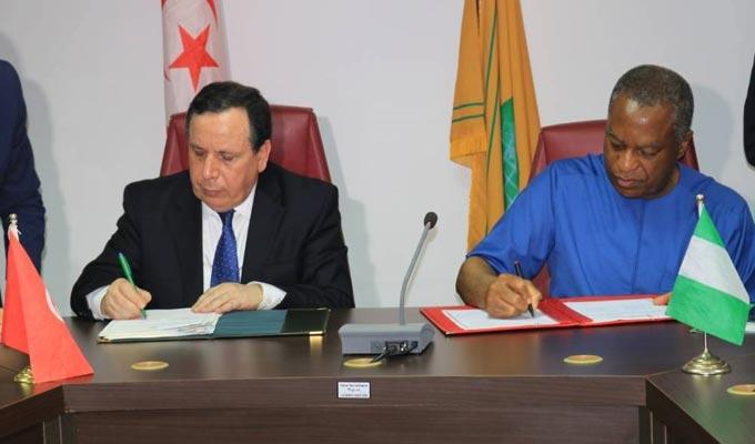 Afrique plusieurs accords de coop ration sign s entre le for Commission commerce et artisanat decazeville murat