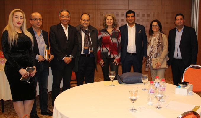 Tunisie la société geec présente aux entreprises des solutions