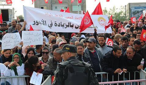 tunisie le gouvernement peut il viter la gr ve du 17 janvier 2019 webmanagercenter. Black Bedroom Furniture Sets. Home Design Ideas