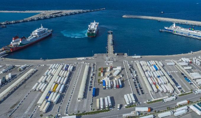 Image result for Port Tanger Med